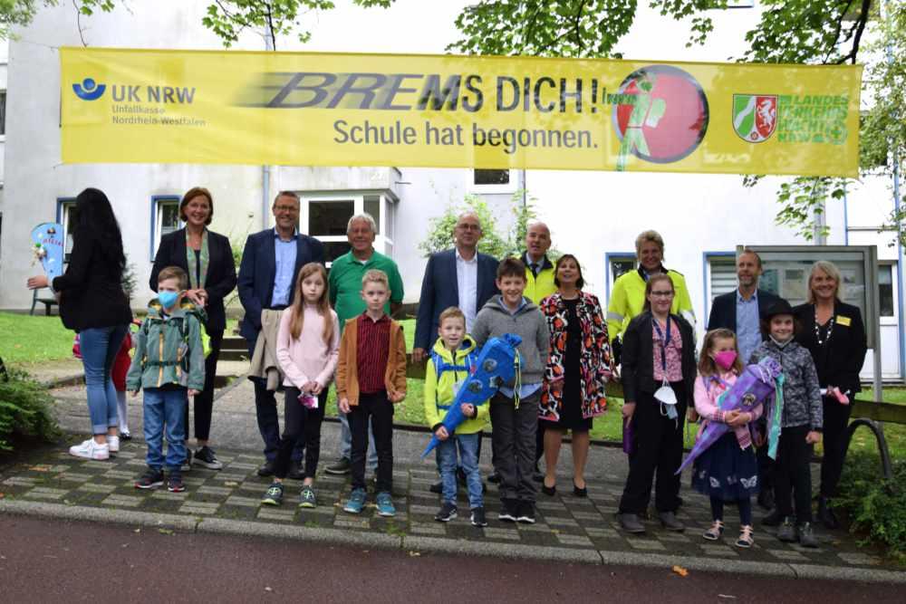 Verkehrswacht Wuppertal - Brems dich!