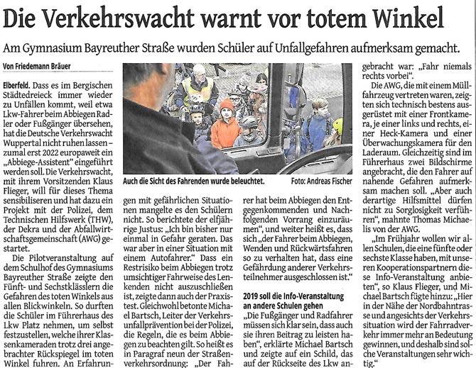 12.2018 – Toter Winkel